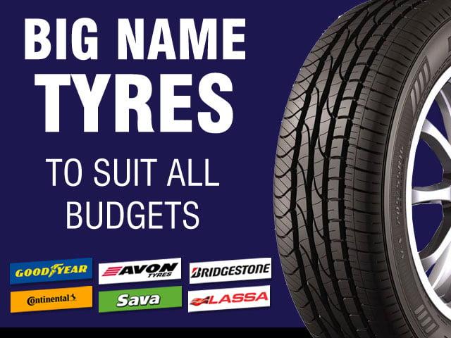 Tyres and Car Repairs